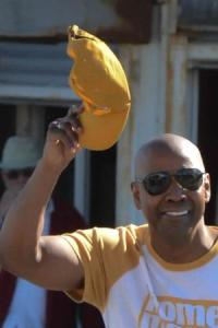 Denzel Washington loved Quincy