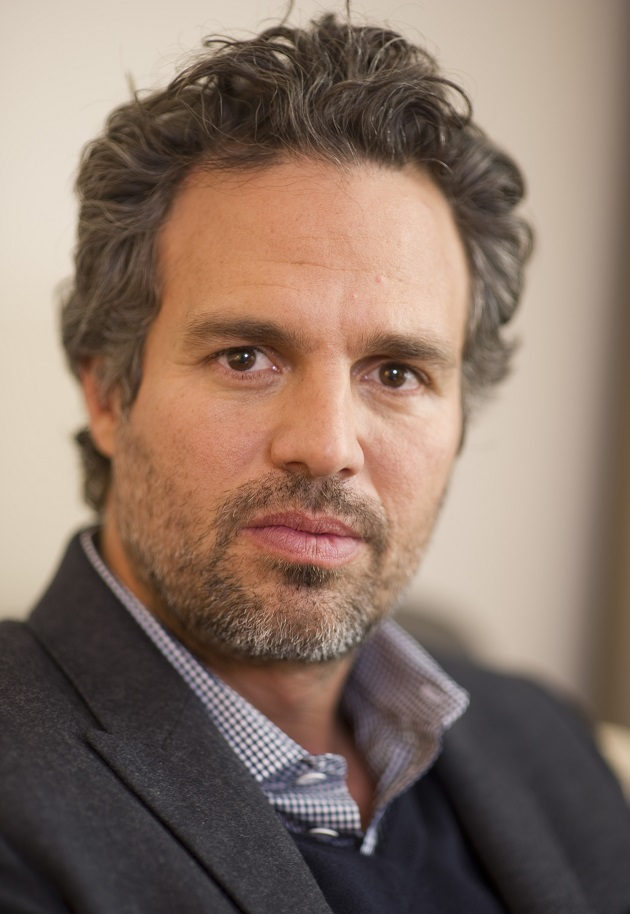 April 30, 2012 - Toronto, ON -  interview actor Mark Ruffalo. Photo by Keith Beaty. (Credit Image: © The Toronto Star/ZUMAPRESS.com)
